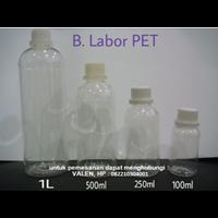 Beli Botol Plastik Bening 4