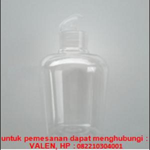 Botol Plastik Bening