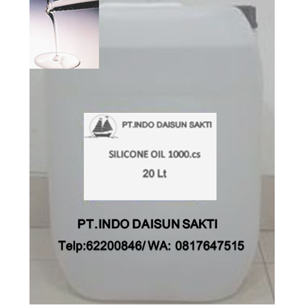 Silicone oil 1000 & 12500