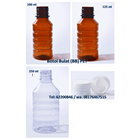 ROUND BOTTLES (BB) PET & PS  1