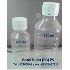 ROUND BOTTLES (BB) PET & PS  2