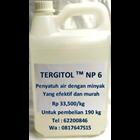 TERGITOL™ NP-6 Surfactant Rp 33500/Kg 1