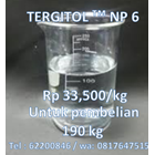 TERGITOL™ NP-6 Surfactant Rp 33500/Kg 3