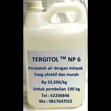 TERGITOL™ NP-6 Surfactant Rp 33500/Kg