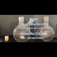 Alat Laboratorium Labu Destilasi