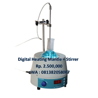 Alat Laboratorium Digital Heating Mantle - Stirrer