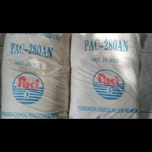 Bahan Kimia Industri PAC (Polyaluminum Chloride)