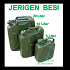 IRON JERRY CAN 1