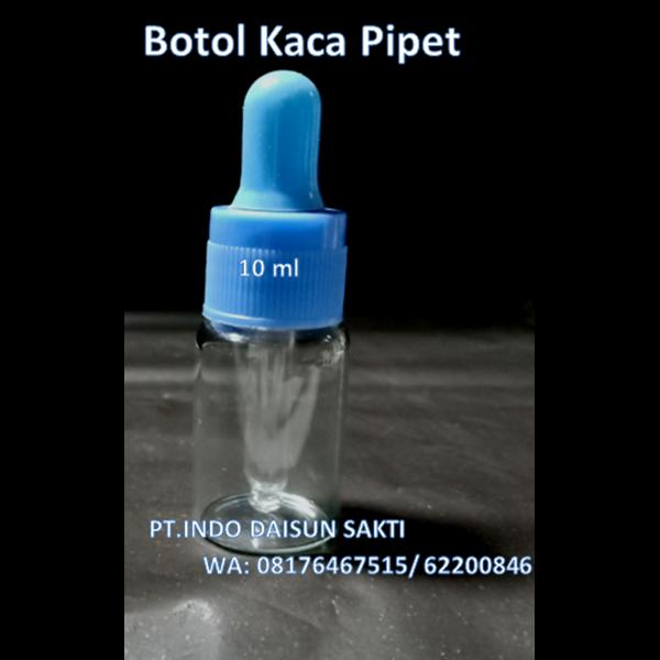 BOTOL KACA PIPET
