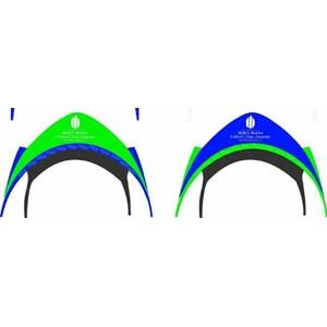 Dari  Tenda Dome 3x3m  1