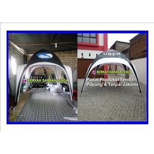 Dari  Tenda Dome 3x3m  0
