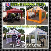 Tenda Piramid Berkah 1