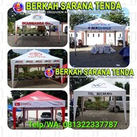 Distributor Tenda Piramid Berkah 3