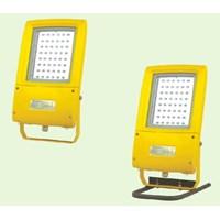 LAMPU SOROT LED TYPE BAT86 EXPLOSION PROOF WAROM