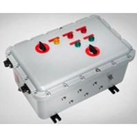 BOX PANEL DOL EXPLOSION PROOF