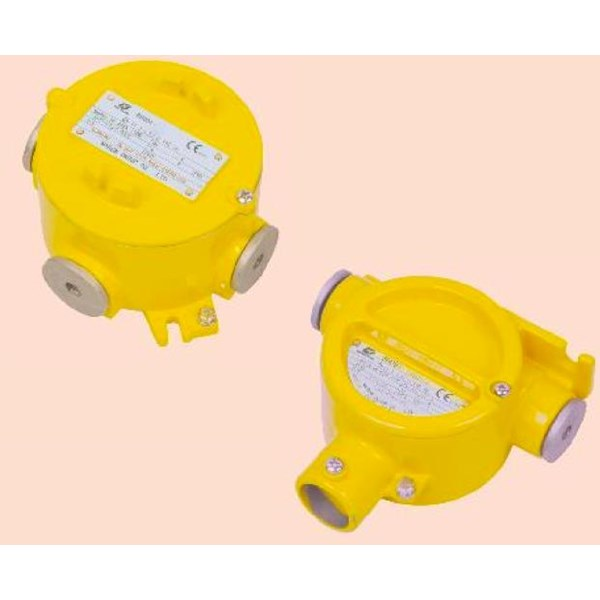 JUNCTION BOX T-DOS EXPLOSION PROOF