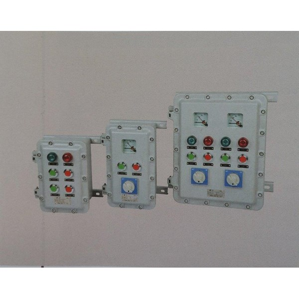 CONTROL STATION EXPLOSION PROOF