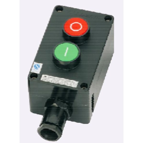 PUSH BUTTON ON OFF EXPLOSION PROOF WAROM / push button explotion proof / push button anti ledak