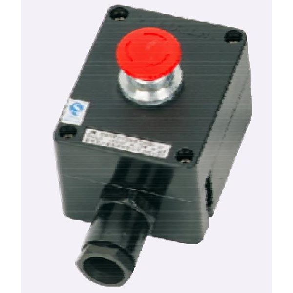 EMERGENCY STOP TYPE BZA 8050 EXPLOSION PROOF
