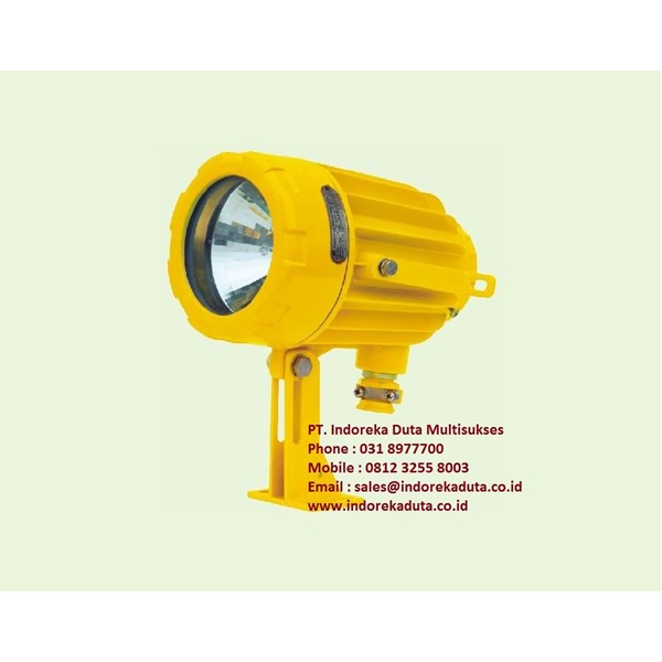 LAMPU VESSEL TANK  EXPLOSION PROOF WAROM TYPE BAK51 / vessel tank explotion proof / vessel tank anti ledak