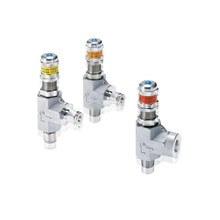 LOW & HIGH PRESSURE RELIEF VALVE