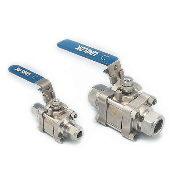 SWING OUT BALL VALVE