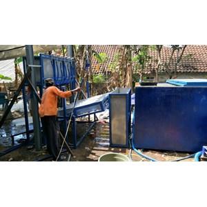 Mesin Es Balok Kapasitas 500kg sampai 25Ton