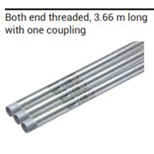 Pipa Conduit Galvanis Thick wall Panasonic