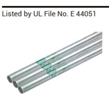 Pipa Conduit Galvanis Electrical Metallic Tubing