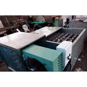 Mesin Es Balok Kapasitas 1Ton Untuk UMKM
