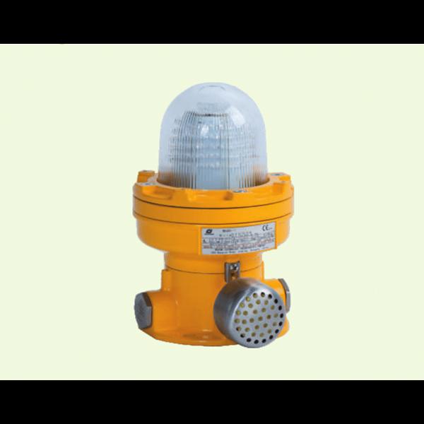signal strobe dan alarm  seri BBJ81 lampu rotary explosion proof WAROM