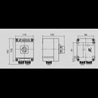 explosion proof switch  seri BZZ8050 WAROM 2