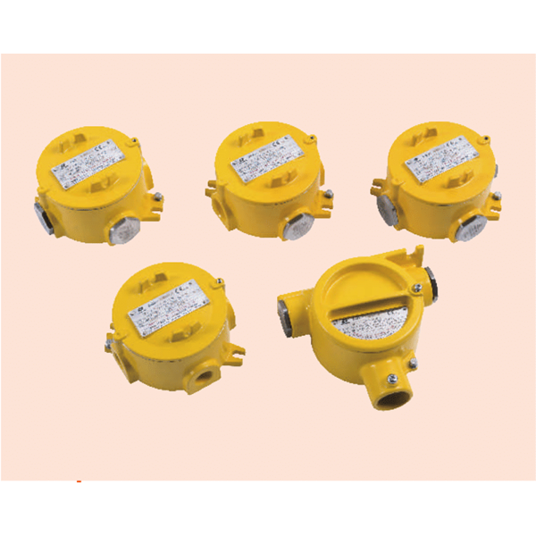 BHD51SERIES EXPLOSION PROOF JUCTION BOXES