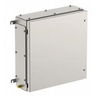 Exe Junction Box Stainless Steel SS316 PEPPEPL+FUCHS model: FXLS6**D size: 480x480x215mm