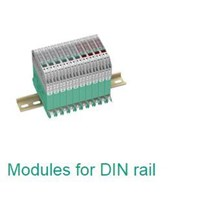 Distributor PEPPERL+FUCHS Surge Arrester Signal 4-20mA Modules DIN rail mounting Model : K-LB-1.30G SPD Surge Protection Device 3