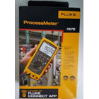 FLUKE 787B ProcessMeter multimeter bisa inject 4-20mA 3