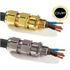 Flameproof Cable Gland SWA armour Brass Nickel Plated Brand CMP Type 20s E1FW 1/2