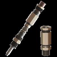 """Exd Cable Gland P+F Armour UNIV Type CG.AR.NPT0.5 size 0.5""""NPT"""