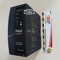 Distributor DIN Rail Power Supply Industri merk: PULS (Germany) Piano series 24Vdc 20A 480W 3