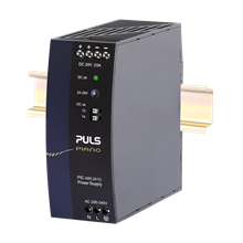 DIN Rail Power Supply Industri merk: PULS (Germany) Piano series 24Vdc 20A 480W