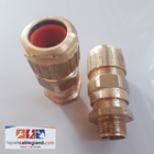 Exd Explosion Flameproof Cable Gland HAWKE for SWA SWB STA Armour  Model : 501/453/RAC/B/M25 Brass Nickel Plated 3