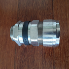 Exd Explosion Flameproof Cable Gland SWA SWB STA Armour HAWKE Model : 501/453/UNIV/C/M32 Size : M32 Brass Nickel Plated 3