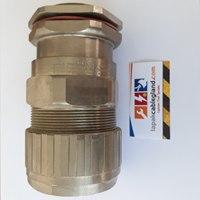 Exd Explosion Flameproof Cable Gland HAWKE for SWA SWB STA ArmourModel : 501/453/RAC/C2/M40 Brass Nickel Plated