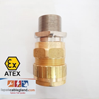 Exd Explosion Flameproof Cable Gland HAWKE for SWA SWB STA Armour  Model : 501/453/RAC/C2/  1-1/2