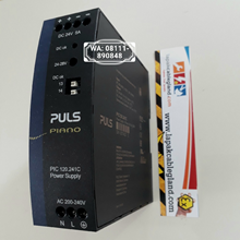 DIN Rail Power Supply Industri PULS 24Vdc 5A PIC12
