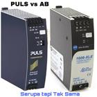 DIN Rail Power Supply Industri PULS 24Vdc 10A PIC240.241C kompetitor Phoenix Contact 1