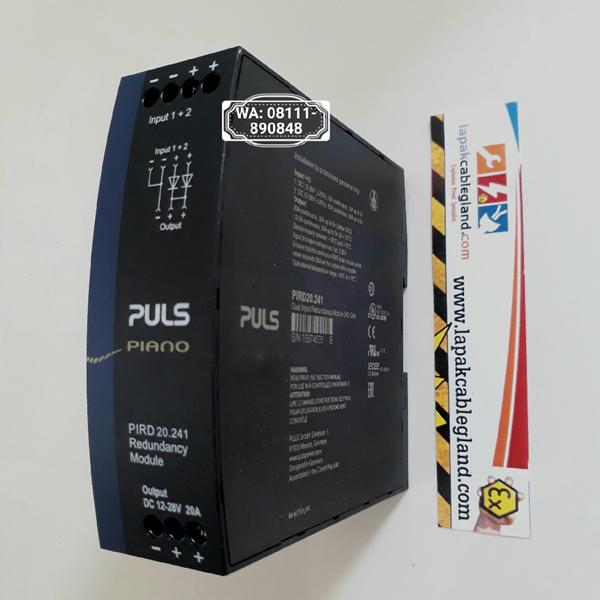Din Rail Redundancy Diode Module PULS PIRD20.241 Power Supply Industri
