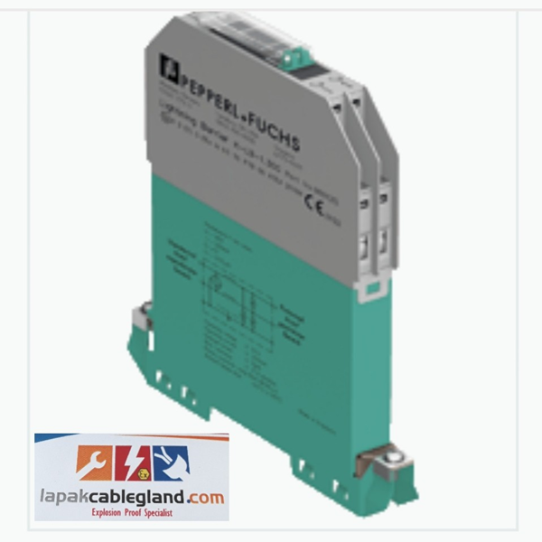 Surge Arrester Modbus Serial RS485 PEPPERL+FUCHS K-LB-1.6G
