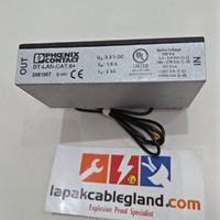 Surge Arrester PHOENIX CONTACT D-LAN-CAT.6+ Ethernet RJ45