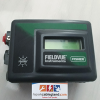 Smart Positioner FISHER DVC2000 Fieldvue untuk Control Valve